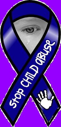 Child Abuse Ribbon